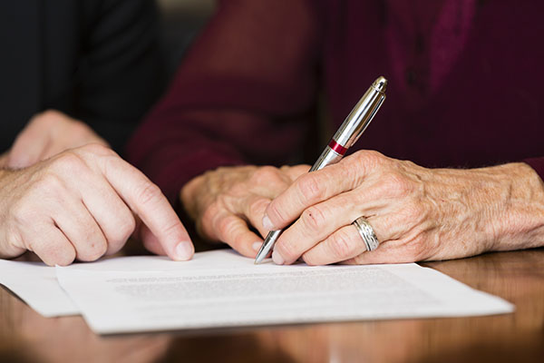 Protect Seniors with a Living Trust